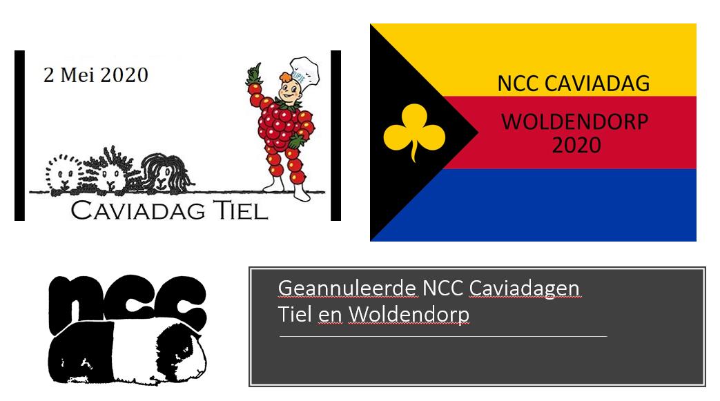 Geannuleerde NCC Caviadagen Tiel en Woldendorp