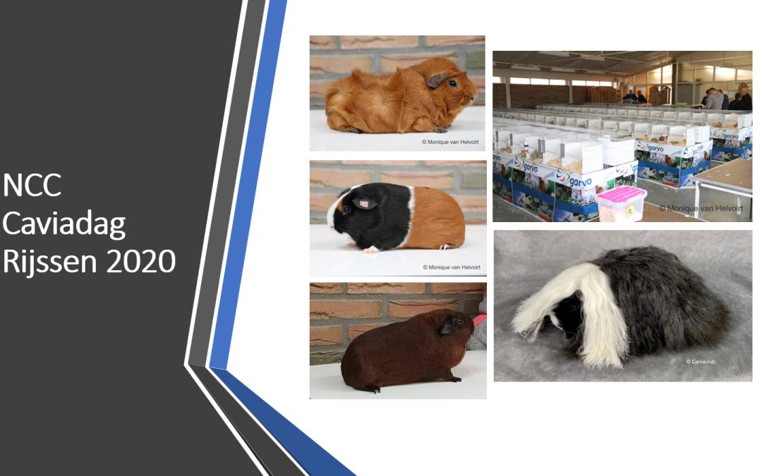 Uitslag (hoofdereprijzen) NCC Caviadag Rijssen 29 februari 2020